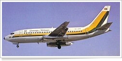 Guyana Airways Boeing B.737-2L9  OY-APR
