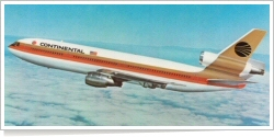 Continental Airlines McDonnell Douglas DC-10-10 unknown