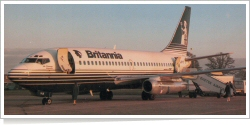 Britannia Airways Boeing B.737-204 G-BFVP