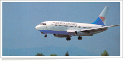 Croatia Airlines Boeing B.737-230 9A-CTC