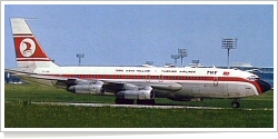 THY Turkish Airlines Boeing B.707-121B TC-JBD