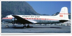 Royal Air Lao Douglas DC-4 XW-PAH