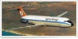 Cyprus Airways British Aircraft Corp (BAC) BAC 1-11-518FG G-BCWG
