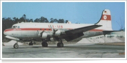 All-Air Douglas DC-4 (C-54E-DO) D-ADAB