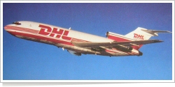 DHL Airways Boeing B.727-100 unknown
