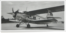 Deutsche Lufthansa Antonov An-2 unknown