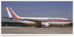 Dominicana de Aviacion Airbus A-300B4-203 N216PA