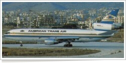 American Trans Air McDonnell Douglas DC-10-10 N183AT