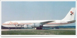 Anglo Cargo Boeing B.707-338C G-BDEA