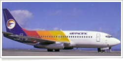 Air Pacific Boeing B.737-2X2 DQ-FDM