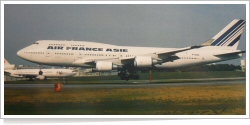 Air France Asie Boeing B.747-428 [SCD] F-GISC