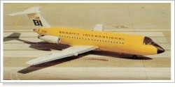 Braniff International Airways British Aircraft Corp (BAC) BAC 1-11-203AE N1548