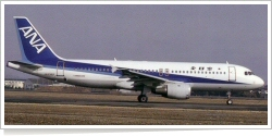 All Nippon Airways Airbus A-320-211 JA8382