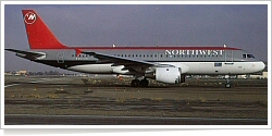 Northwest Airlines Airbus A-320-211 N3065US