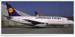 Lufthansa Cargo Airlines Boeing B.737-230C D-ABGE