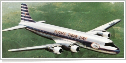 Flying Tiger Line Douglas DC-6A unknown