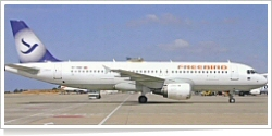 FreeBird Airlines Airbus A-320-212 TC-FBF