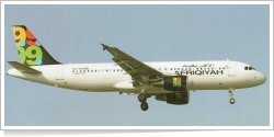 Afriqiyah Airways Airbus A-320-214 5A-ONA