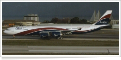 Arik Air Airbus A-340-542 CS-TFW