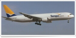 TAMPA Colombia Boeing B.767-381F N771QT