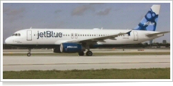 JetBlue Airways Airbus A-320-232 N534JB