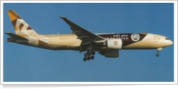 Etihad Airways Boeing B.777-FFX A6-DDE