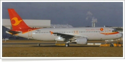 Tainjin Airlines Airbus A-320-214 F-WWFM