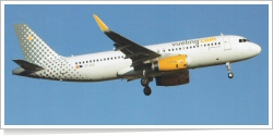 Vueling Airlines Airbus A-320-232SL EC-LUO