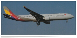 Asiana Airlines Airbus A-330-323X F-WWCE