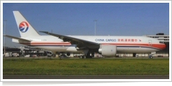 China Cargo Airlines Boeing B.777-F6N B-2079
