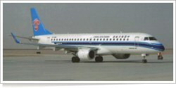 China Southern Airlines Embraer ERJ-190LR B-3198