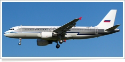 Aeroflot Russian Airlines Airbus A-320-214 F-WWIF