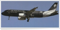 Air New Zealand Airbus A-320-232 F-WWIP