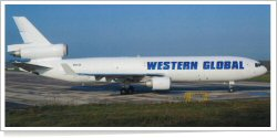 Western Global Airlines McDonnell Douglas MD-11F N581JN