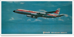 Garuda Indonesian Airways Convair CV-990A-30-5 PK-GJC