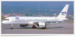German Touristic Airways Boeing B.757-200 D-AGTA