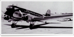 Turner Airlines Douglas DC-3A-269 N21711