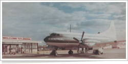 Central Airlines Convair CV-600 unknown