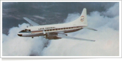 Lake Central Airlines Convair CV-580 unknown