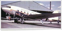 Mohawk Airlines Douglas DC-3 unknown