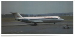 Allegheny Airlines British Aircraft Corp (BAC) BAC 1-11-204AF N1125J