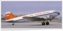 Central Airlines Douglas DC-3A-197B N18939