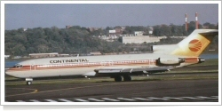 Continental Airlines Boeing B.727-227 N566PE
