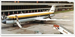 Monarch Airlines British Aircraft Corp (BAC) BAC 1-11-509EW G-AWWZ