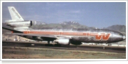 Western Airlines McDonnell Douglas DC-10-10 N902WA