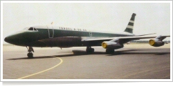 Travel-A-Go-Go Convair CV-880M-22-3 N48058