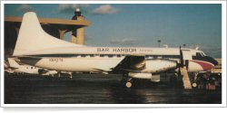 Bar Harbor Airlines Convair CV-600 N94278