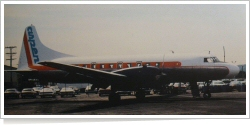 Aspen Airways Convair CV-440 N4812C