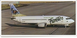 Frontier Airlines Boeing B.737-317 EI-CHH