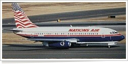 Nations Air Boeing B.737-247 N308VA